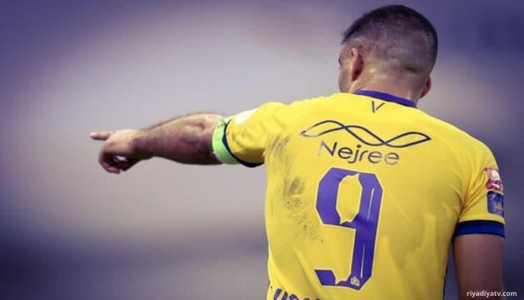 حمدالله لاعب النصر يُغَرّد خارج السّرب