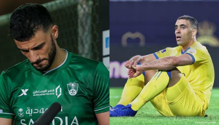 عمر السومة وعبدالرزاق حمدالله
