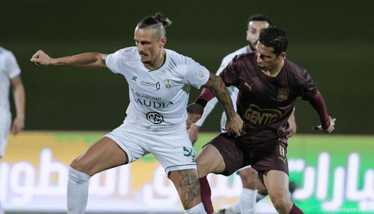 """تعادل """"مخيب"""" يكشف أزمات الأهلي في الدوري السعودي"""