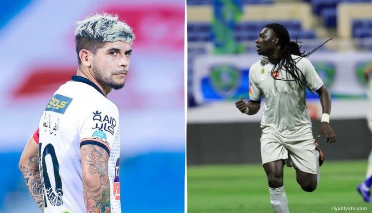 بانيغا وغوميز في قائمة أفضل لاعبي القارة